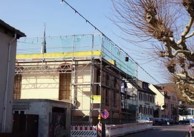 Synagoge ohne Dach